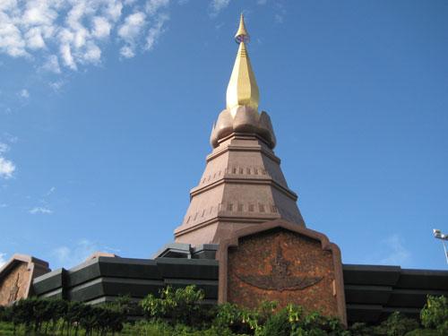 พระมหาธาตุนภเมทนีดล (Phra Maha Dhatu Nabha Methanidol)