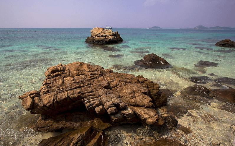 เกาะขาม (Koh Kham) เที่ยวเกาะ ใกล้ กทม.