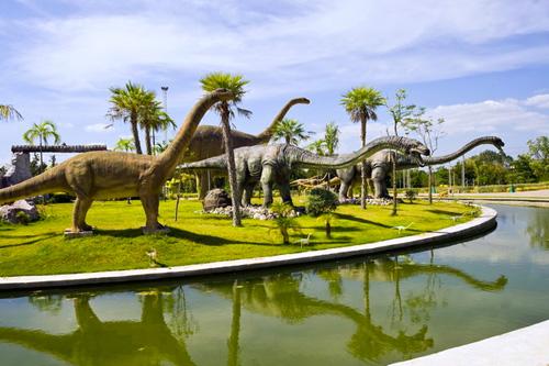 ท่องเที่ยวอุทยานแห่งชาติภูเวียง พิพิธภัณฑ์ไดโนเสาร์ภูเวียง จังหวัดขอนแก่น