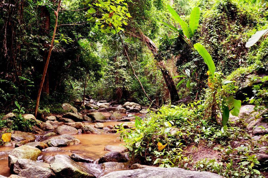 น้ำตกชันตาเถร (Chan Ta Then Waterfall)