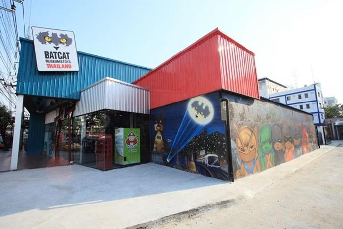 ท่องเที่ยว Batcat Museum & Toys Thailand จังหวัดกรุงเทพมหานคร