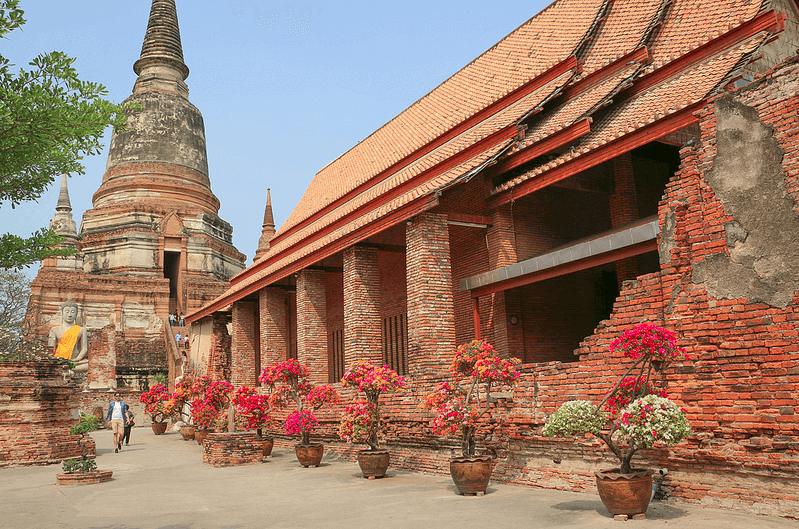 วัดใหญ่ชัยมงคล (Wat Yai Chai Mongkol)