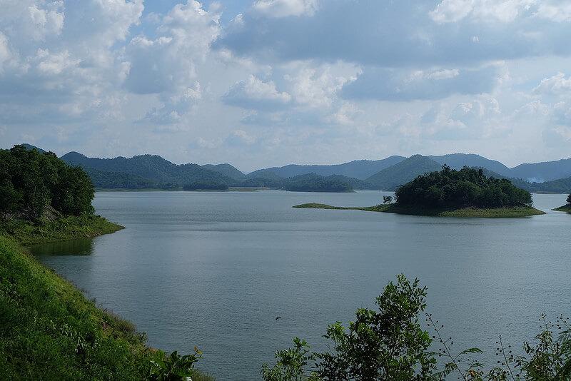 เขื่อนแก่งกระจาน (Kaeng Krachan Dam)
