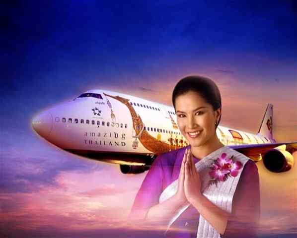 Domestic Airline in Thailand